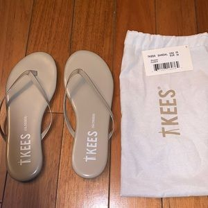 If you plan it, it will come. New Tkees